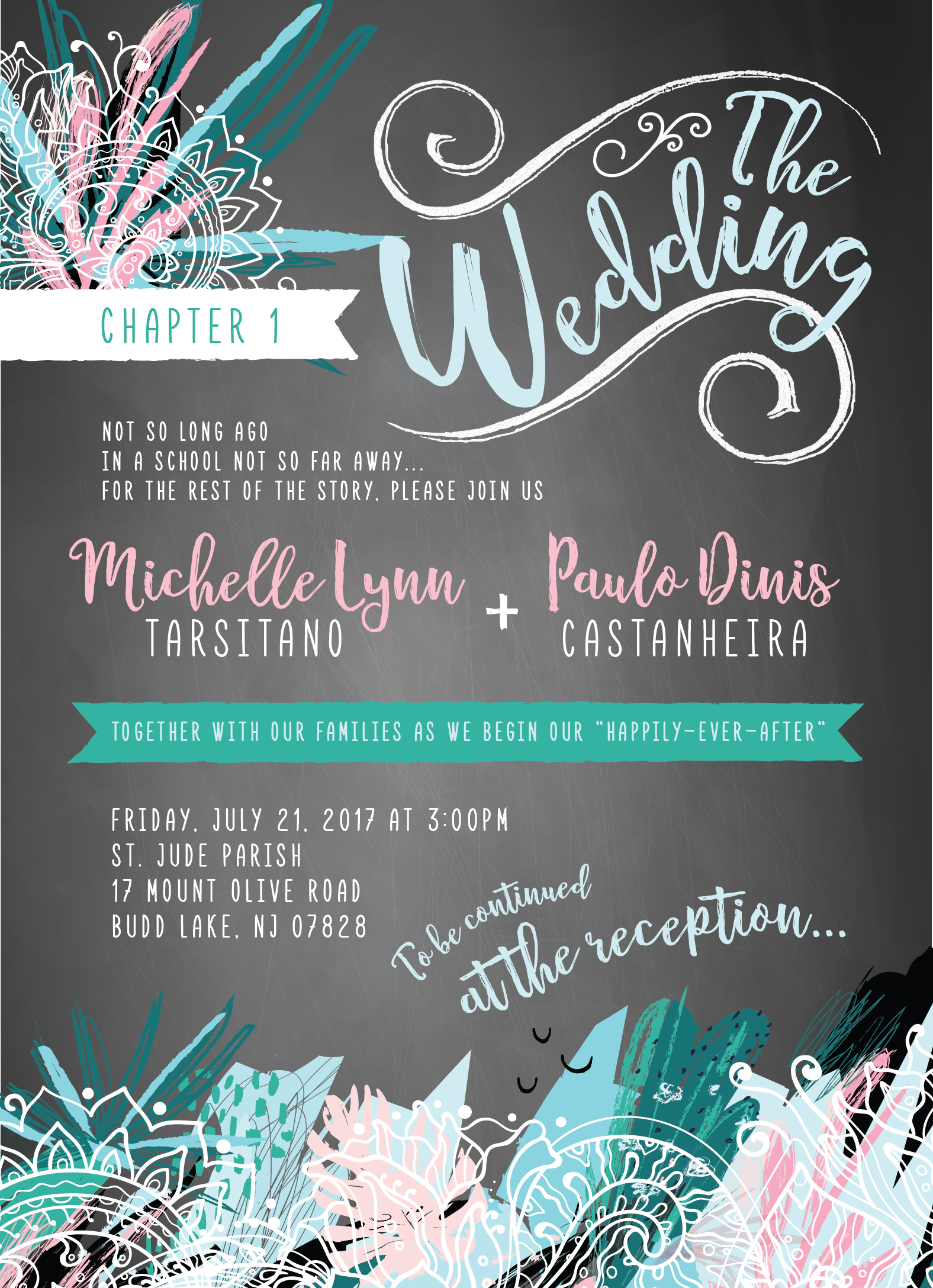 Castanheira Wedding